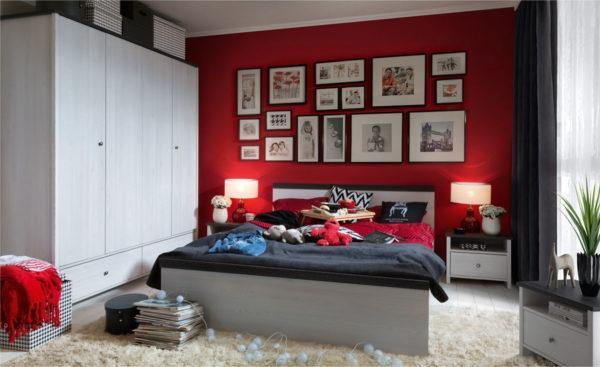 Спальня Порто
