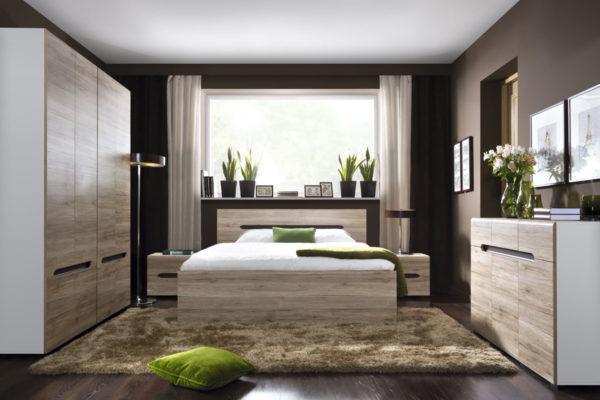 Спальня Azteca Дуб санремо