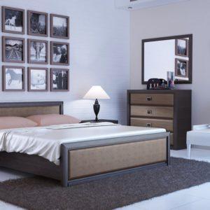 Спальня Коен Штрокс темный