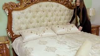 """Обзор классической спальни """"Анжелика"""""""