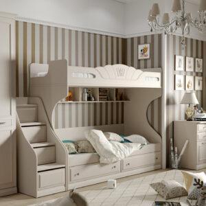 Набор детской мебели «Сабрина» №1 (Кашемир)