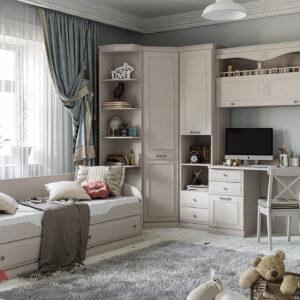 Набор детской мебели «Сабрина» №3 (Кашемир)