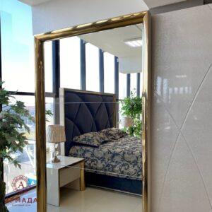 Красивая и стильная спальня